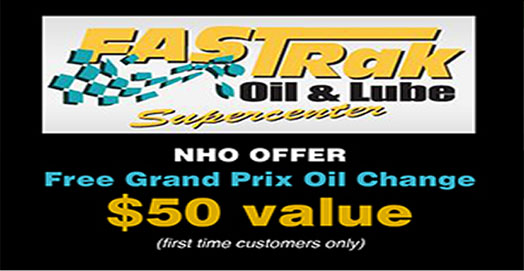 FasTrak Oil & Lube